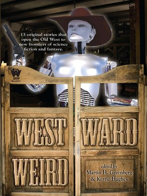 cover image of Westward Weird